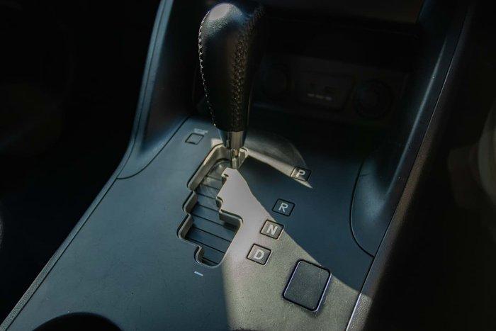 2012 Hyundai ix35 Elite LM2 White