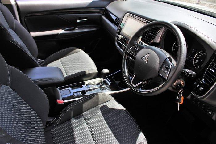 2020 Mitsubishi Outlander ES ZL MY20 Grey