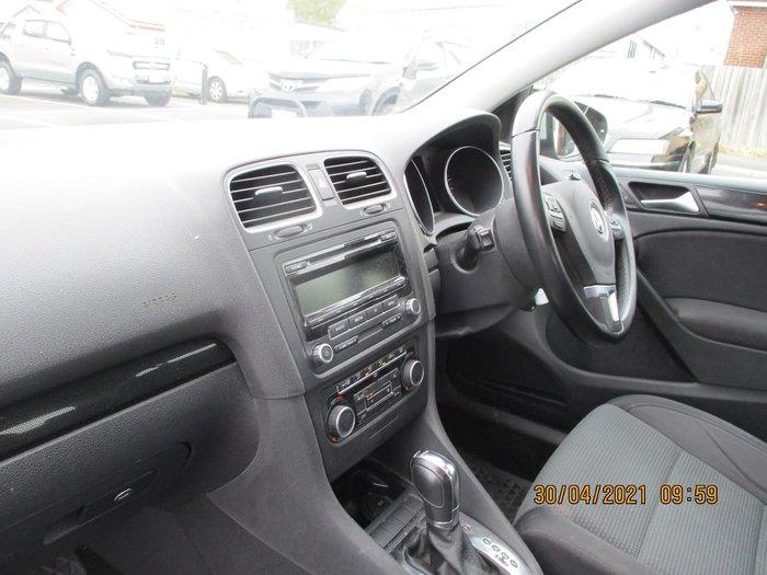 2012 Volkswagen Golf 118TSI Comfortline VI MY12.5 Silver