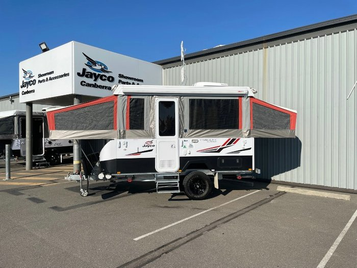 2018 JAYCO HAWK OUTBACK Outback WHITE