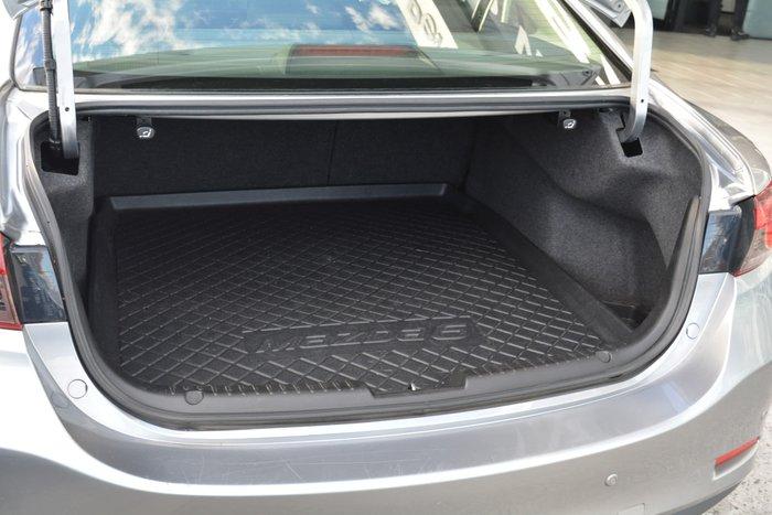 2013 Mazda 6 Touring GJ Aluminium