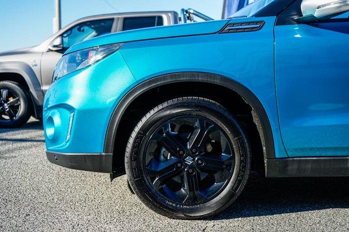 2016 Suzuki Vitara S Turbo LY Green