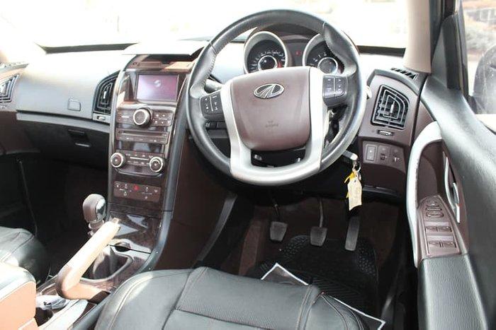 2014 Mahindra XUV500 W8 AWD Burgundy