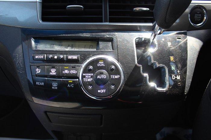 2015 Toyota Tarago GLi ACR50R Glacier White