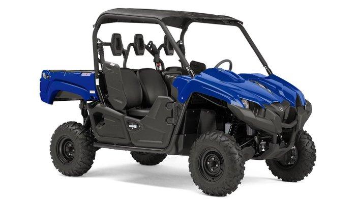 2021 Yamaha Viking 700 EPS (YXM700P) Viking Steel Blue