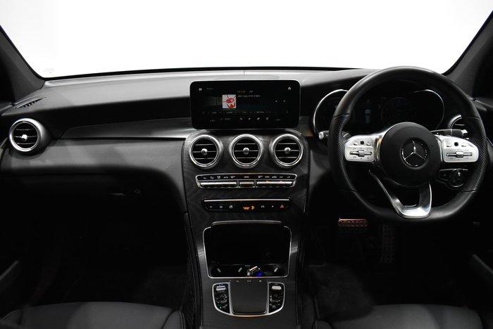 2020 Mercedes-Benz GLC-Class GLC300 X253 Four Wheel Drive Iridium Silver
