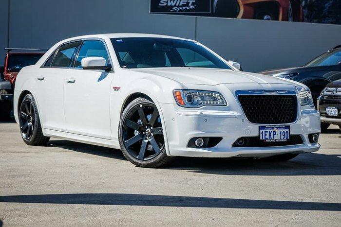 2014 Chrysler 300 SRT-8 LX MY14 White