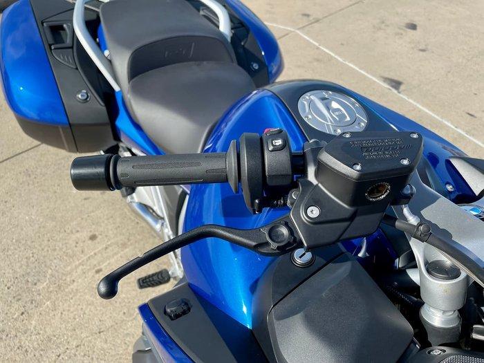 2021 BMW R 1250 RT SPORT Blue