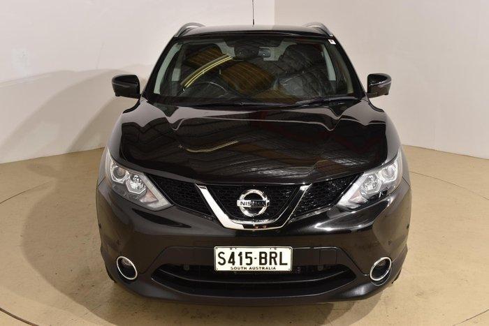 2016 Nissan QASHQAI Ti J11 Pearl Black