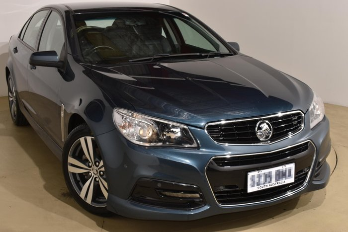 2014 Holden Commodore SV6 VF MY14 Regal Peacock