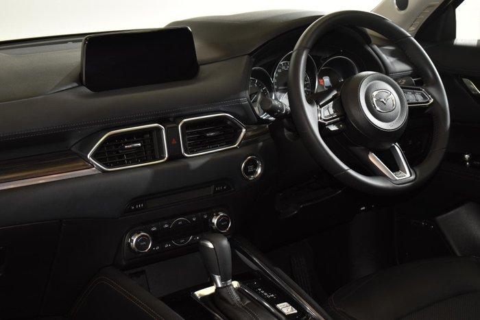 2018 Mazda CX-5 GT KF Series AWD Jet Black