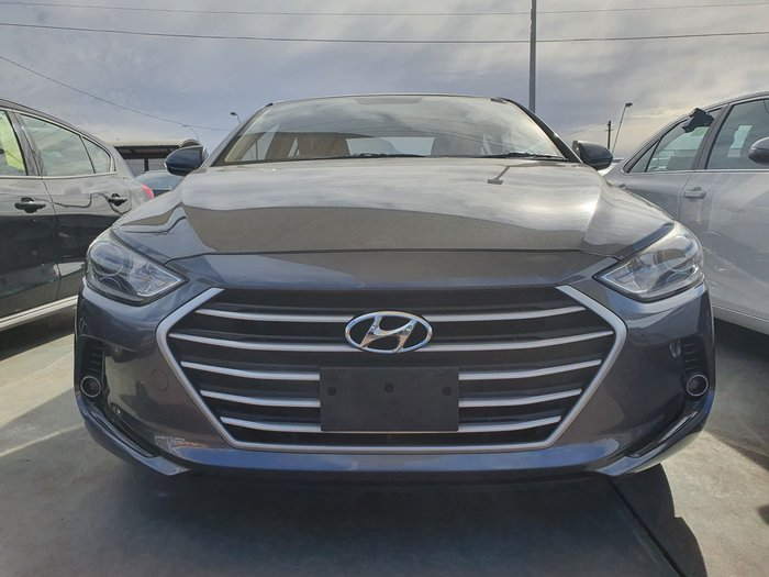 2016 Hyundai Elantra Active AD MY17 Iron Grey