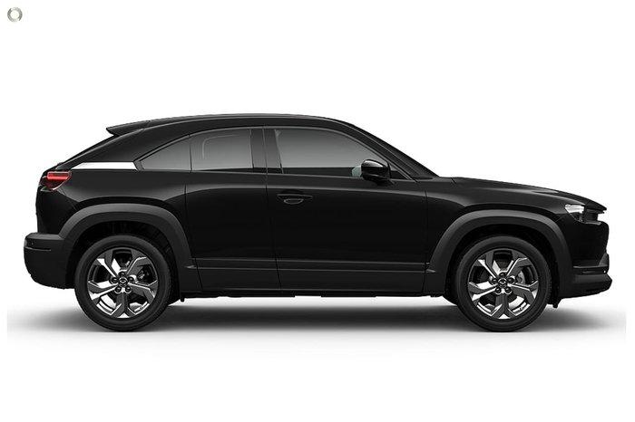 2021 Mazda MX-30 G20e Astina DR Series Black