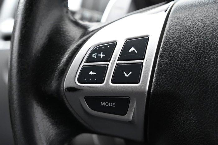 2013 Mitsubishi Challenger LS PB MY13 4X4 Dual Range Charcoal