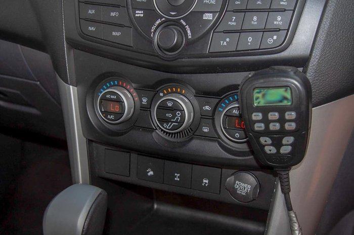 2011 Mazda BT-50 XTR UP 4X4 White