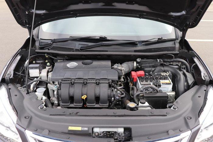 2013 Nissan Pulsar ST B17 Grey