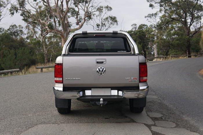 2017 Volkswagen Amarok TDI550 Highline 2H MY17.5 4X4 Constant Gold