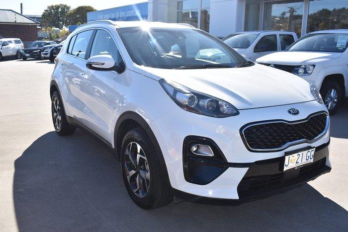 2020 Kia Sportage S QL MY20 White