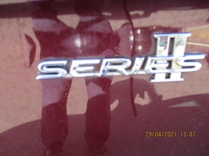 2013 Holden Captiva 7 LX CG Series II MY12 AWD Maroon