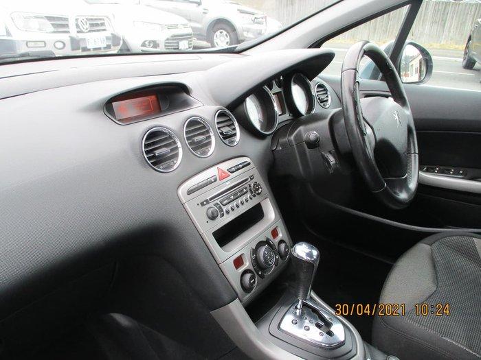 2008 Peugeot 308 XSE T7 Grey