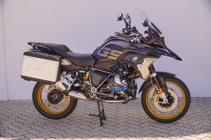 2020 BMW R 1250 GS EXCLUSIVE Black