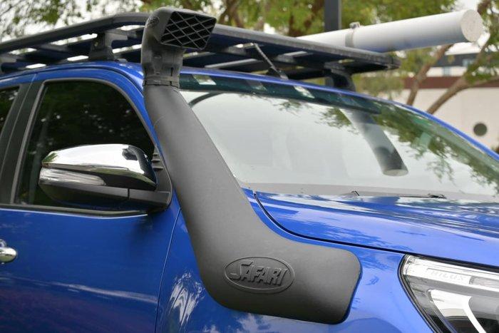 2015 Toyota Hilux SR5 GUN126R 4X4 Dual Range Nebula Blue