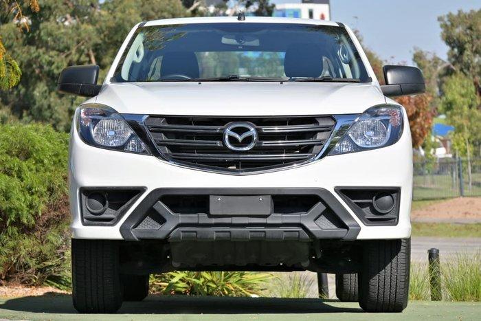 2018 Mazda BT-50 XT Hi-Rider UR Cool White