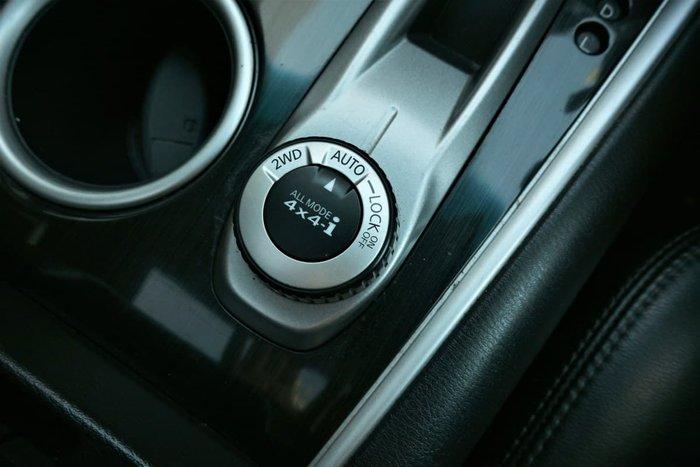2014 Nissan Pathfinder ST-L R52 MY14 4X4 On Demand Galaxy Blue