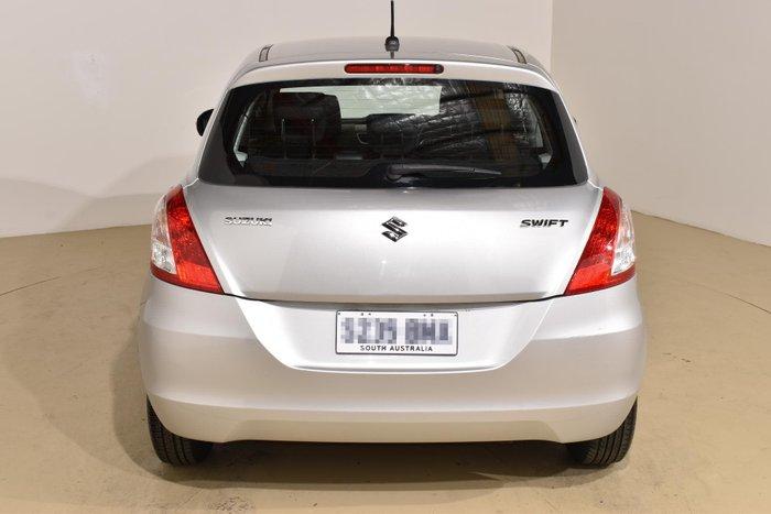 2015 Suzuki Swift GL FZ MY15 Star Silver