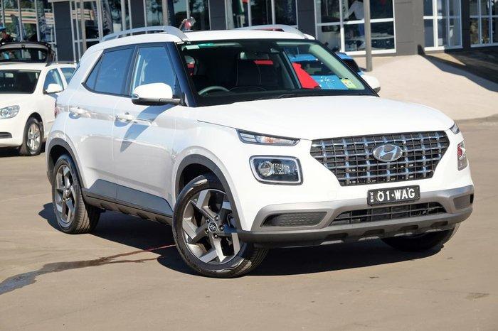 2021 Hyundai Venue Elite
