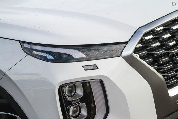 2021 Hyundai Palisade LX2.V1 MY21 White