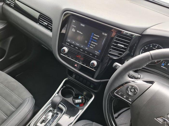 2020 Mitsubishi Outlander LS ZL MY20 AWD White
