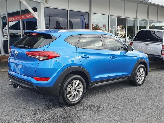 2016 Hyundai Tucson Active TLe BLUE