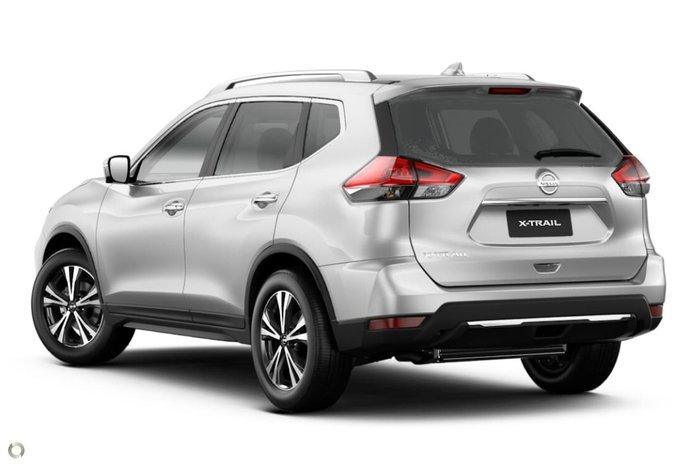 2021 Nissan X-TRAIL ST-L T32 MY21 4X4 On Demand Silver