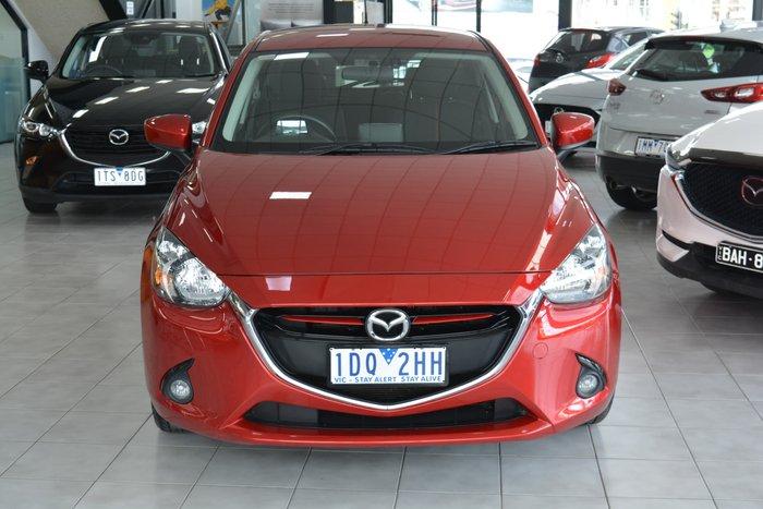 2014 Mazda 2 Genki DJ Series Soul Red