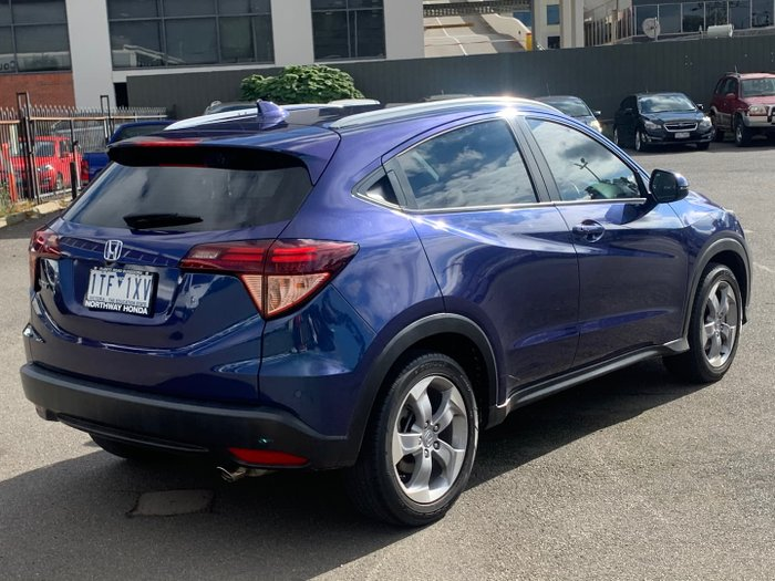 2015 Honda HR-V VTi-S MY15 Morpho Blue