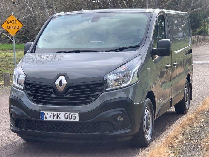 2015 Renault Trafic 66KW X82 Grey