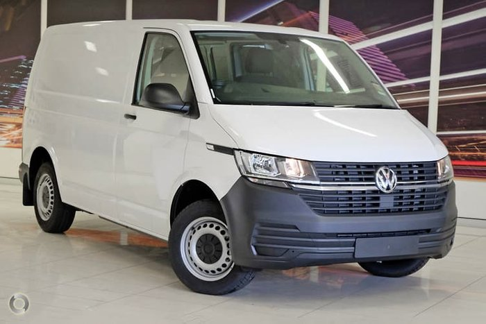 2020 Volkswagen Transporter TDI340 T6.1 MY21 Candy White