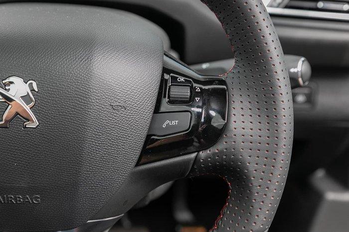 2019 Peugeot 308 GT Line T9 MY20 White