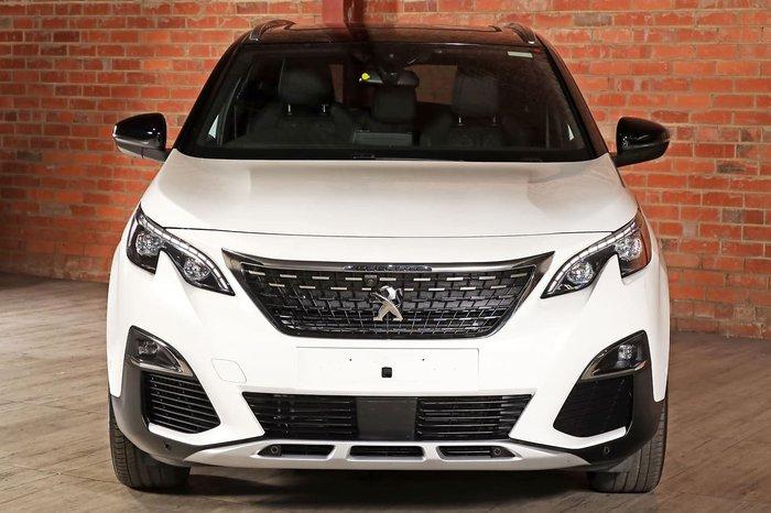 2020 Peugeot 5008 GT Line P87 MY20 White