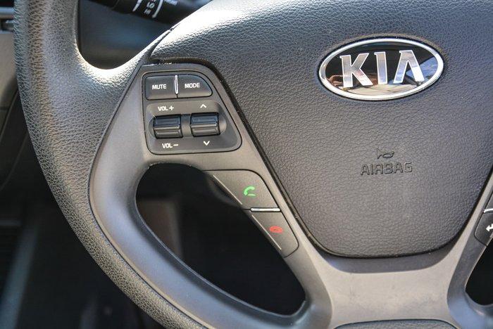 2017 Kia Cerato S YD MY17 Clear White