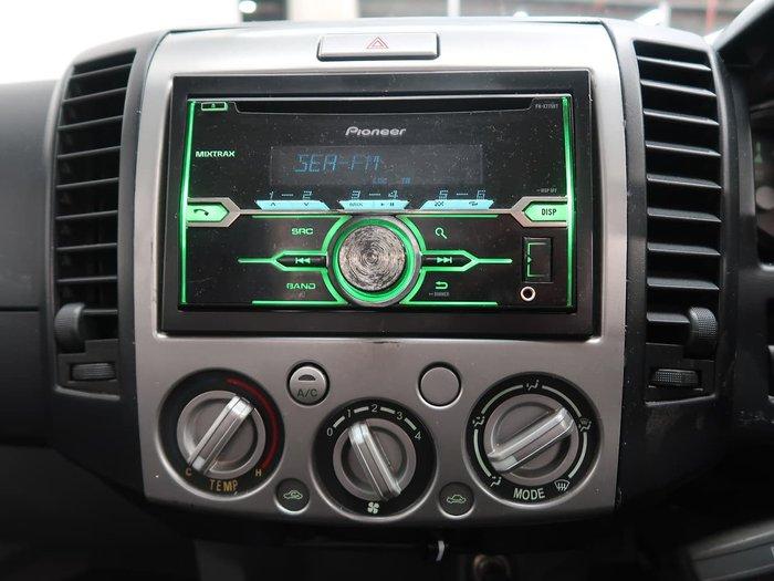 2007 Mazda BT-50 DX UN Silver