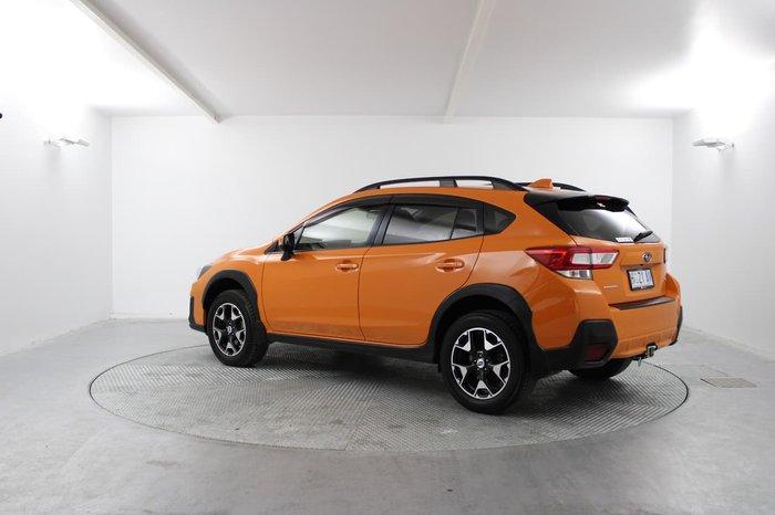 2017 Subaru XV 2.0i-L G5X MY18 AWD Orange