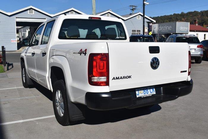 2020 Volkswagen Amarok TDI420 Core 2H MY20 4X4 Constant White