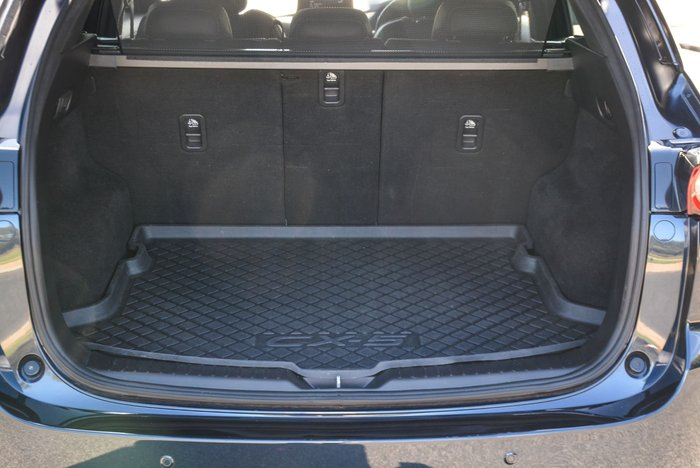 2018 Mazda CX-5 Akera KF Series AWD Deep Crystal Blue