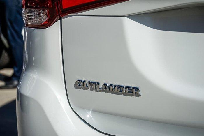 2021 Mitsubishi Outlander LS ZL MY21 White