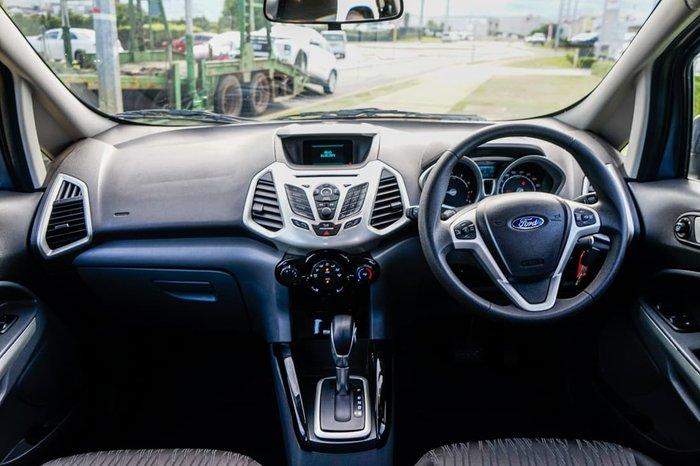 2016 Ford EcoSport Trend BK Smoke