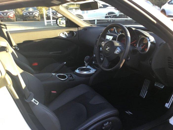 2019 Nissan 370Z Z34 MY20 SHIRO WHITE