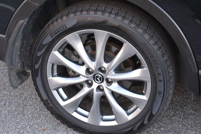 2014 Mazda CX-9 Luxury TB Series 5 Jet Black