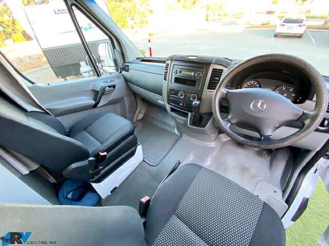 2008 Mercedes-Benz Sprinter Camper Van